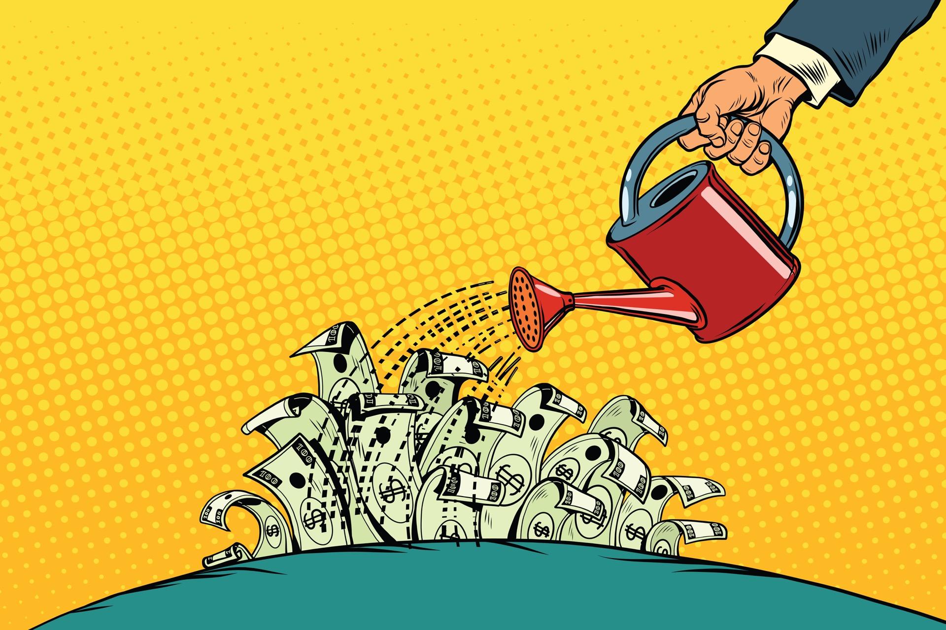 Startups y Procesos de Inversión